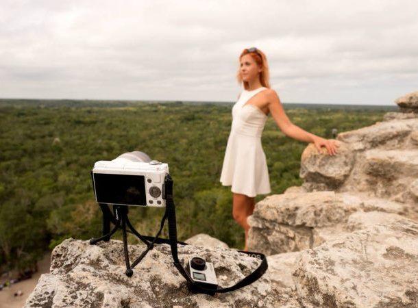 Tips Mendapatkan Foto Keren Ketika Solo Travelling