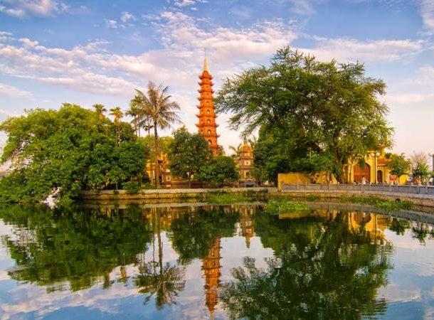 Spot Instagramable Hanoi Vietnam